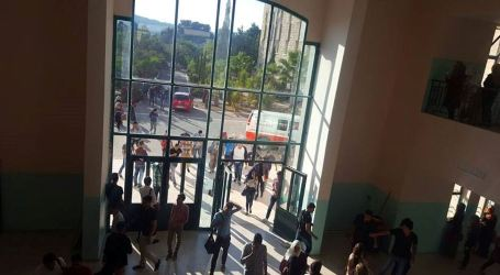 Israeli Forces Attack Palestinian Students at Quds University