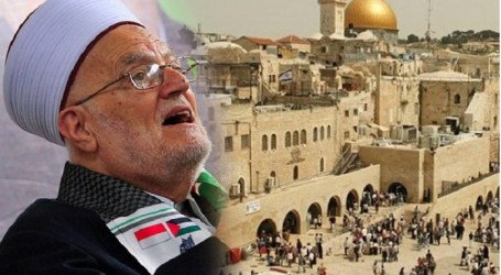 Imam of Al-Aqsa Condemns Closure of Waqf Office