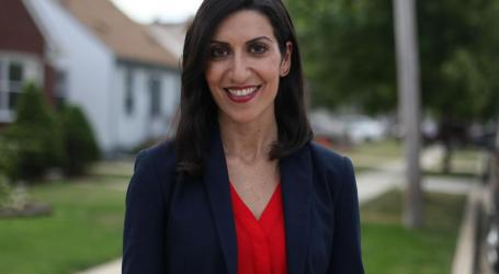 First US Muslim Woman to Run for Congress