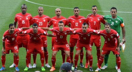 Palestine Qualifies for AFC Asian Cup 2019
