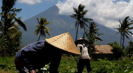 Bali's Mount Agung Spews Ash and Steam