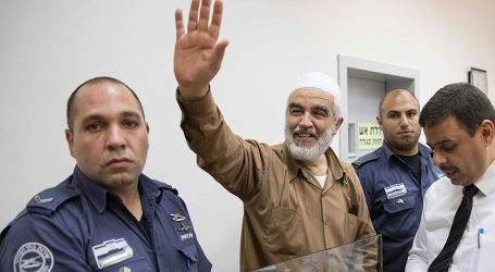 Sheikh Salah: I Will Always Be Loyal to Palestinian Constants