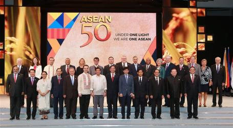 ASEAN Celebrates 50th Anniversary with Dialogue Partners