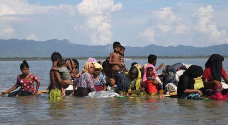Rohingya Muslims Continue to Flee to Bangladesh — IOM