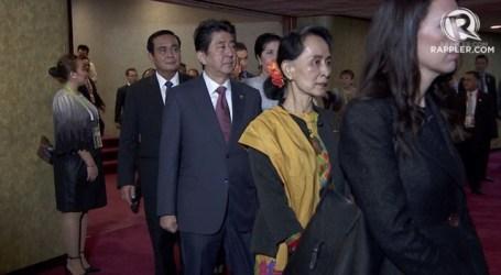 ASEAN Discusses Rohingya Aid, Repatriation at Plenary