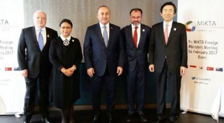 Five-Nation Group Rejects US Jerusalem Move