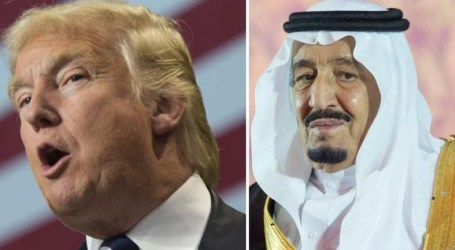 Saudi King Warns Against Moving US Embassy to Jerusalem