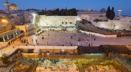 PA Rejects White House Remarks on Aqsa Mosque's Western Wall