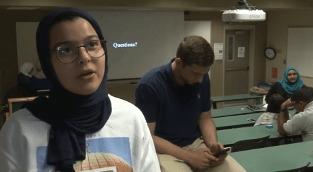 Muslim Student Association Hosts Islam Awareness Week