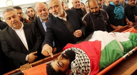 19 Palestinians Killed, 3200 Injured Since US Jerusalem Decision