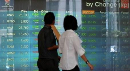 IHSG Closes Lower, Rupiah Loses More Value