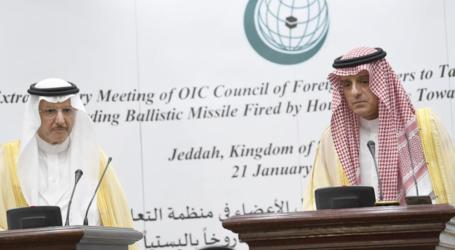 OIC FMs Condemns Iran's Backing to Houthis' Assault on Saudi Arabia