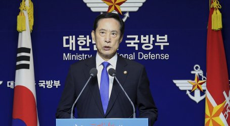 South Korean Defense Chief to Visit Indonesia to Rally Support for North Korean Denuclearization
