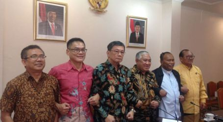 The Meeting of Interfaith Leaders from Throughout Indonesia to Be Held Next Month