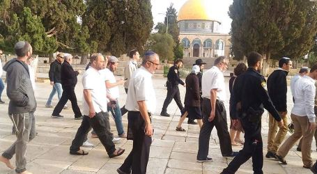 26.000 Settlers Break Into Al-Aqsa During 2017