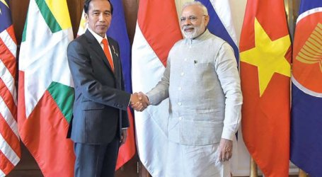 India Eyes Military Cooperation with Philippines, ASEAN