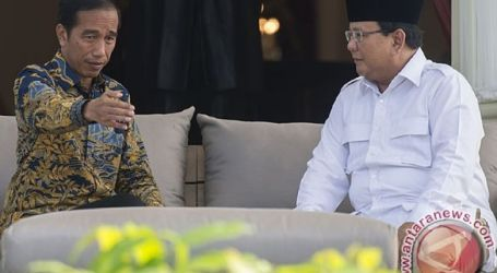 No Plan to Partner Jokowi with Prabowo, Party Official Says