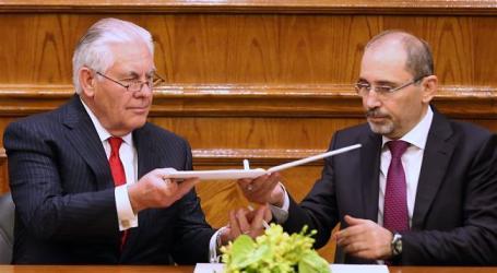 U.S. to Aid Jordan with USD 1.27 Billion Per Year