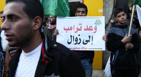 Campaign to Mark 100 Days Since US Capital Declaration over Jerusalem