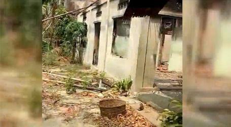 New Footage Reveals Burnt Villages in Rakhine