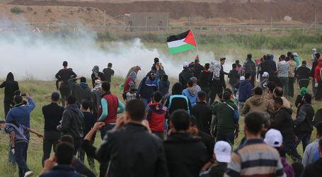 IOF Opens Machingun Fire at Al-Wadah Refugee Camp