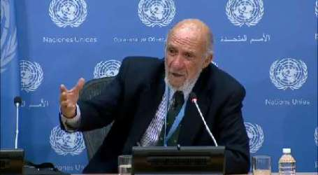 UN Decries Health Deterioration in Palestinian Territory