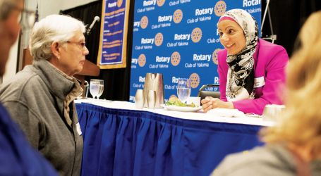 Muslim Advocate Encourages Building Bridges Through Understanding