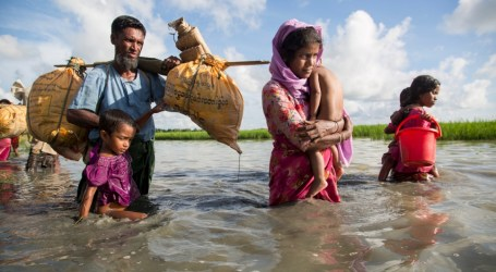 "UN: 600.000 Rohingya Still in Myanmar at ""Serious Risk of Genocide"""