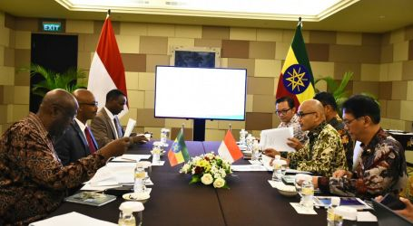 IIndonesia, Ethiopia Hold First Bilateral Consultation Forum