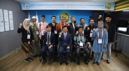 5 Indonesian Universities Planning to Carry out Sustainable Peace Education in Collaboration with International NGO