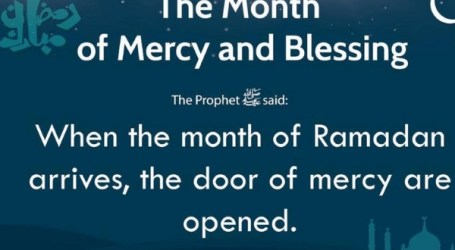 The First 10 of Ramadan: Days of Pure Mercy