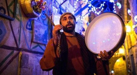 Israel Arrest Sahoor-Callers in Jerusalem