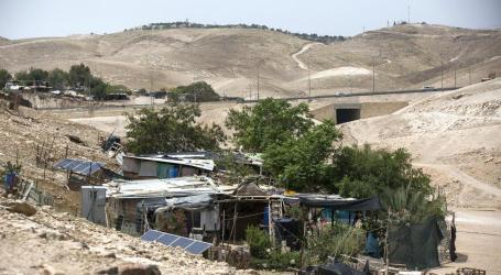 UN Officials Call on Israel to Abandon Plans to Demolish Khan al Ahmar Community