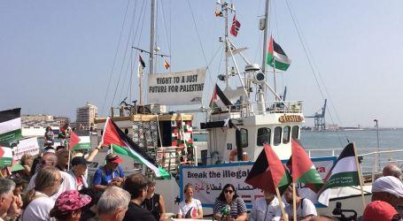 Freedom Flotilla Ships Continue Jurney to Gaza