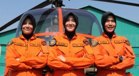 Indonesian Army Recruits Hijabers to Be Army Pilots