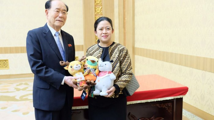 Indonesia Invites North Korean Leader To Attend Asian Games Mina News