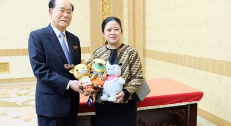 Indonesia Invites North Korean Leader to attend Asian Games