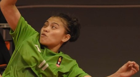 Indonesian Women's Sepak Takraw Beats Japan 3-0