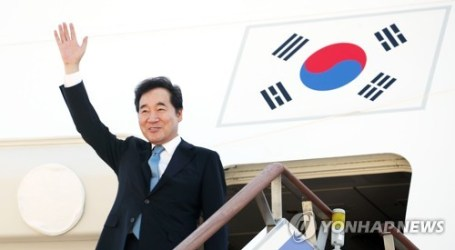 South Korean Prime Minister Leaves for Indonesia for Asian Games