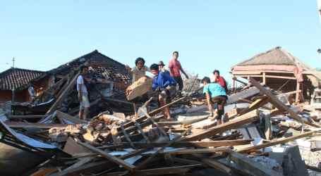 Lombok Quake Death Toll Reaches Almost 400