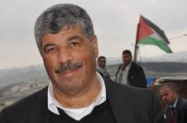 PA Minister Injured by Israeli Rubber-Coated Bullets Near Ramallah