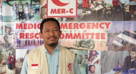 MER-C Will Open Field Hospital in West Lombok