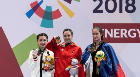 Wushu Athlete Lindswell Kwok 'Queen of Asia', President Jokowi Says