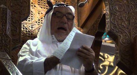 Al- Aqsa Preacher Calls for Unity, Solidarity