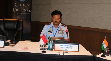 TNI Commited to Secure Indo-Pacific Region