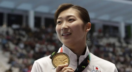 Japanese Swimmer Ikee Named Asian Games MVP for Winning 6 Golds