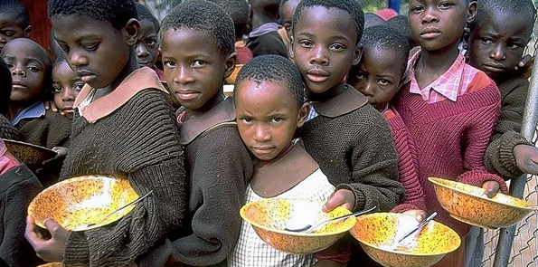 un  the number of hungry people in the world has risen to 815 million