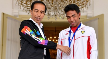 Top 5 Athletes Who Sparkled at Jakarta