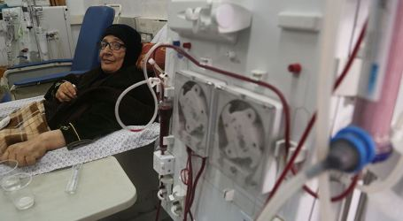 Gaza: Lives of 425 Kidney Patients at Risk