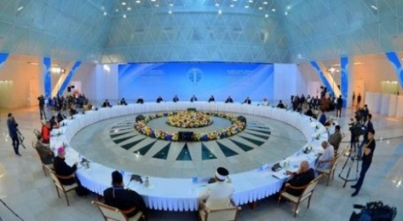 6th Congress of Leaders of World and Traditional Religions Kicks Off in Kazakhstan